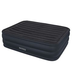 instabed raised queen air mattress with insta iii pump sporting goods pinterest pump products and beds