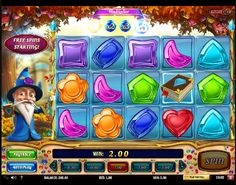 Automatové hry Wizard of Gems - Automatová hra Wizard of Gems od Play´n Go Vás zavedie do sveta kúziel, kde si pričarujete žiarivé výhry. Pestrofarebným drahokamom určite neodoláte, lebo Vás očaria na prvý pohľad. #HracieAutomaty #VyherneAutomaty #Jackpot #Vyhra #WizardofGems - http://www.slovenske-casino.com/online-kasino-hry/automatove-hry-wizard-of-gems