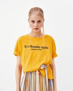 Shirt Print Design, Shirt Designs, Buy T Shirts Online, Mrs Shirt, Blouses For Women, T Shirts For Women, T Shirt Painting, Fashion Images, T Shirts With Sayings