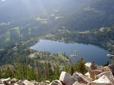 Great Family Hikes Near Salt Lake City: Lakes Mary, Martha and Catherine
