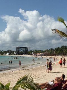 Barcelo maya beach phish! I want to go back!