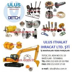 Hyundai Excavator, Cummins Engine Overhaul Spare Parts Volvo, Nissan, Isuzu Motors, Hyundai Parts, Cummins Motor, Cat Engines, Komatsu Excavator, Caterpillar Engines, Power Motors