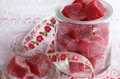 Raspberry and passion fruit pastilles recipe - goodtoknow