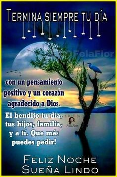 Buenas noches cristiana, buenas noches и buenas noches frases. Good Night Qoutes, Good Night Messages, Night Quotes, Spanish Prayers, Love You Gif, Good Night Blessings, Catholic Religion, Stress, Smile Everyday