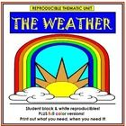 This thematic unit includes tons of activities on the four seasons and the weather! Make double-sided puppets for each season, keep track of the we. Transitional Kindergarten, Rain Hat, Thematic Units, Four Seasons, Spanish, The Unit, Weather, Puppets, Activities