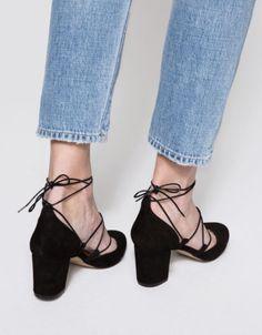Boho Shoes   Sexy Boho Shoes Wrap Around Heels ceef76227