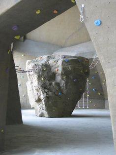 Eldorado MegaRock Boulders work indoors or outside.