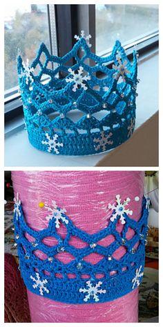 Crochet Royal Crown Free Crochet Pattern