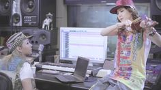 "2NE1 - ""Make Thumb Noise"" Project (Round 2)_Making Film (+playlist)"