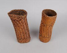 Naga Arm-band made of bamboo.
