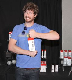 Anders Holm Photos: GBK Gift Lounge - MTV Movie Awards Weekend - Day 1