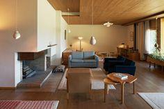 Maison Carré, France. Alvar Aalto. » Lindman Photography