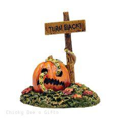 Halloween Village Creepy Creatures Slither Department 56 4047600 NIB