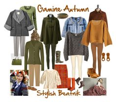"""Stylish Beatnik, Gamine Autumn"" by jeaninebyers ❤ liked on Polyvore featuring Othermix, Carolina Herrera, Jil Sander, Sarah Jessica Parker, Donna Karan, Les Prairies de Paris, TIBI, Denim & Supply by Ralph Lauren, Vince Camuto and Marc by Marc Jacobs"