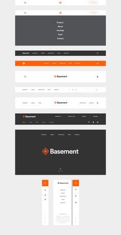 UI8 — Products — Basement