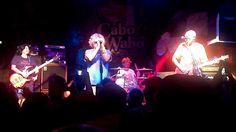Sammy Hagar & The Wabos - Dreams (Live @ Cabo Wabo 2012 Birthday Bash)