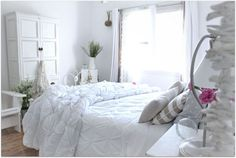 Bedroom Makeover � Beach Cottage Coastal