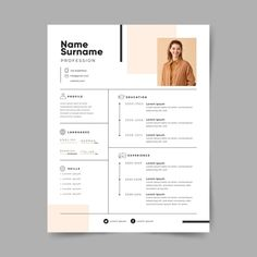 Curriculum Vitae Online, Cv Curriculum, Curriculum Vitae Template, Online Cv Template, Cv Templates Free Download, Free Cv Template Word, Design Plat, Cv Design, Creative Resume Design