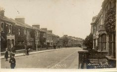 CIRCA 1900's - BROCKLEY - HOWSON ROAD - LEWISHAM LONDON