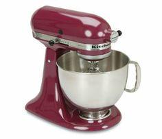 KitchenAid Artisan Stand Mixer KSM150PS | CHEFScatalog.com | I want one