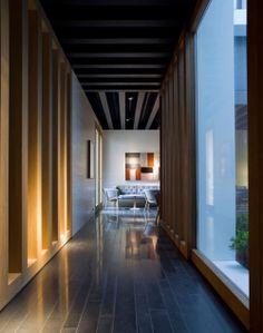 atrium relais chateaux | interior ~ mansilla + tunon arquitectos