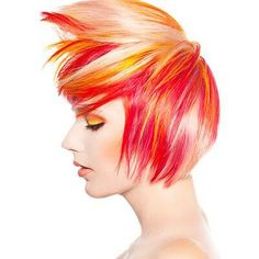 Pravana vivid colors. I want this!