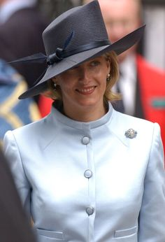 Sophie, Countess Of Wessex - hat