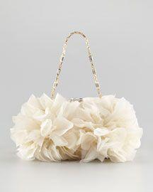 Leiber Brooke Floral Clutch Bag Brooke Floral Clutch Bag by Judith Leiber at Neiman Marcus.Brooke Floral Clutch Bag by Judith Leiber at Neiman Marcus. Floral Clutch Bags, Floral Clutches, Clutch Purse, Gold Clutch, Bridal Clutch, Wedding Clutch, Wedding Bag, Judith Leiber, Handbags On Sale