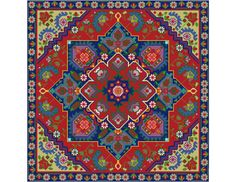 Persia Cross Stitch by MartisXSDesigns on Etsy