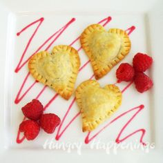 Hungry Happenings: Valentine's Day Recipe - Chocolate Ravioli Hearts