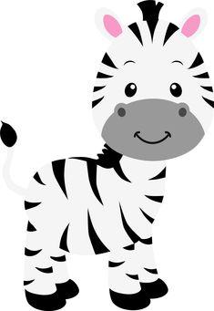 Safari Party, Safari Theme, Jungle Safari, Jungle Theme Birthday, Animal Birthday, Zebra Clipart, Jungle Clipart, Zoo Project, Baby Zebra