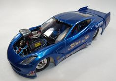 Prostock model car - wicked!