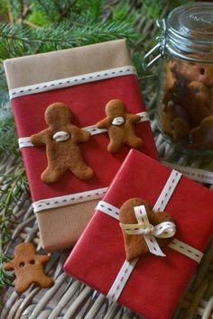 Idee fai da te per i pacchetti regalo di Natale | Vita su Marte
