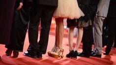 Sur le tapis rouge, les stars portent peut-être sans le savoir des souliers fabriqués par la Halle aux chaussures.