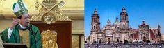 EL PAPA FRANCISCO LLEGARÁ A MÉXICO EL 12 DE FEBRERO DE 2016  El Arzobispo Primado de México, Cardenal Norberto Rivera Carrera, anunció este domingo que el Papa Francisco iniciará su esperada visita a ese país el 12 de febrero de 2016.  http://www.siame.mx/apps/info/p/?a=13993&z=32
