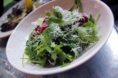 Să mâncăm cu Jamie @ Jamie's Italian - Angel - FoodCrew Jamie's Italian, Restaurant, Jamie Oliver, Seaweed Salad, Spinach, Vegetables, Ethnic Recipes, Food, Diner Restaurant