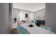 Apartamento - T3 - Venda - Santa Maria Maior, Lisboa - 120991096-864