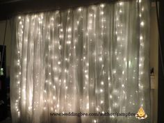 Awesome way to replace the standard twinkle lights