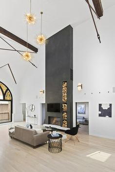 Church conversion by Linc Thelan Design