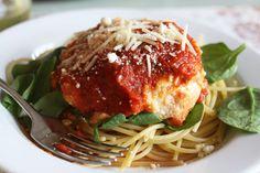 The Larson Lingo: Crock-tober: Crock Pot Chicken Parmesan