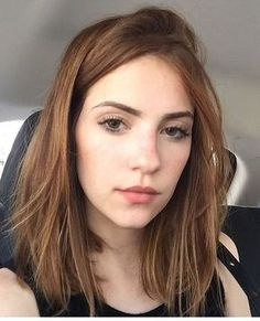 Excellent long Bob haircut for 2018 Peinados de Bob 0 May 2018 Bob Hairstyles 0 Bob's hairstyles are very popular and many women are looking for new ideas about the hairstyle thatExcellent long Bob haircut for 2018 Brown Blonde Hair, Brunette Hair, Copper Blonde, Ginger Brown Hair, Chestnut Brown Hair, Copper Red, Long Bob Haircuts, Bob Hairstyles, Simple Hairstyles