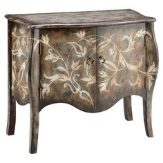 I pinned this Gardner Accent Cabinet from the Haute Hues event at Joss and Main!