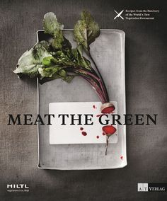 Meat the Green: Recipes from the Butchery of the World?s First Vegetarian Restaurant Seitan, Tempeh, Tofu, Guinness, Healthy Meats, Vegetarian Cookbook, Cheese Salad, Veggie Recipes, Veggie Food