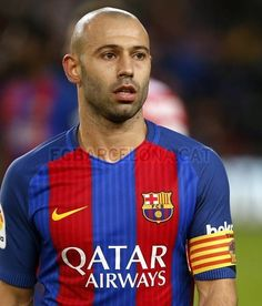 9a6f5ae0747 Football Advice To Increase Your Playing Prowess. FC Barcelona · Mascherano