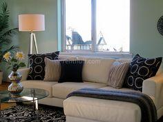 Venice Polor White Sectional Sofa