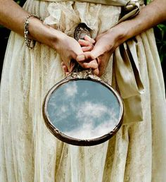 .Look into The Looking Glass