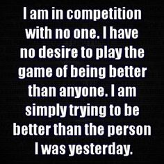 Exactly. If only people would understand, I don't compete, I don't want anything other than what I HAVE going for myself, because I have it all at the ripe age of 22!! So shut the fuck up already, NO ONE wants your life, no one wants to look like you and most important, REALIZE no ONE is jealous of your life!!! GET OVER YOURSELF!
