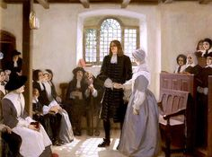 Ernest Board - The Marriage of William Penn and Hannah Callowhill