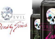 Pure Evil Eliquid Collection by Vapouriz Review