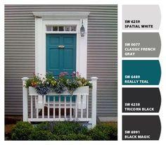 1000+ ideas about Grey Exterior Paints on Pinterest | Grey ...